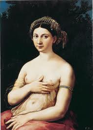 The_picture_of_Raphael's_girlfriend_the_Fornarina