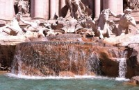 The Trevi Fountain 1