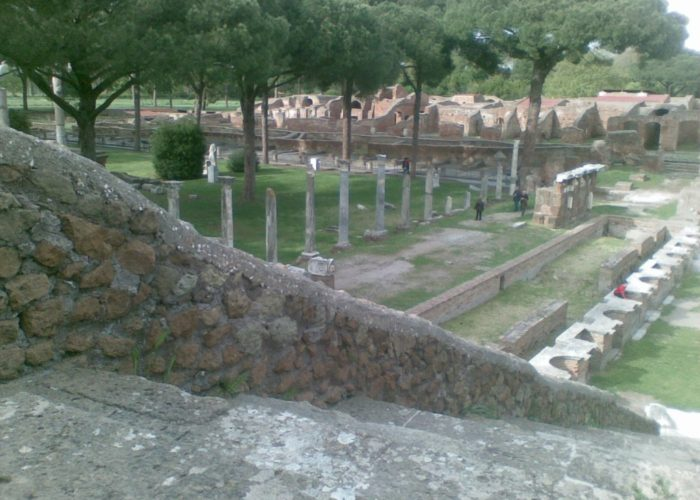 Ostia Antica walking tour