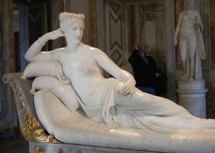 The Borghese Gallery Tour
