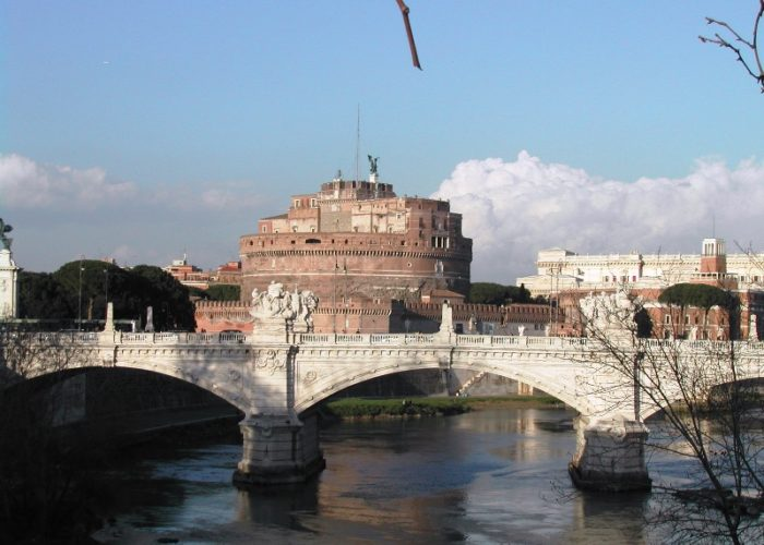 Driving tour of Rome
