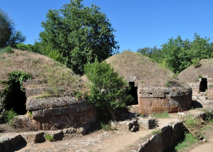 Etruscan sites tour