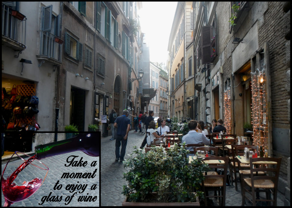 Art and food in Rome walking tour